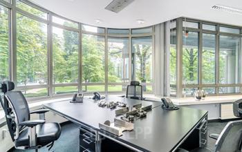 Exklusives Büro zur Miete an der Bockenheimer Landstraße in Frankfurt