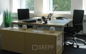 Modernes Büro mieten in Frankfurt-Westend