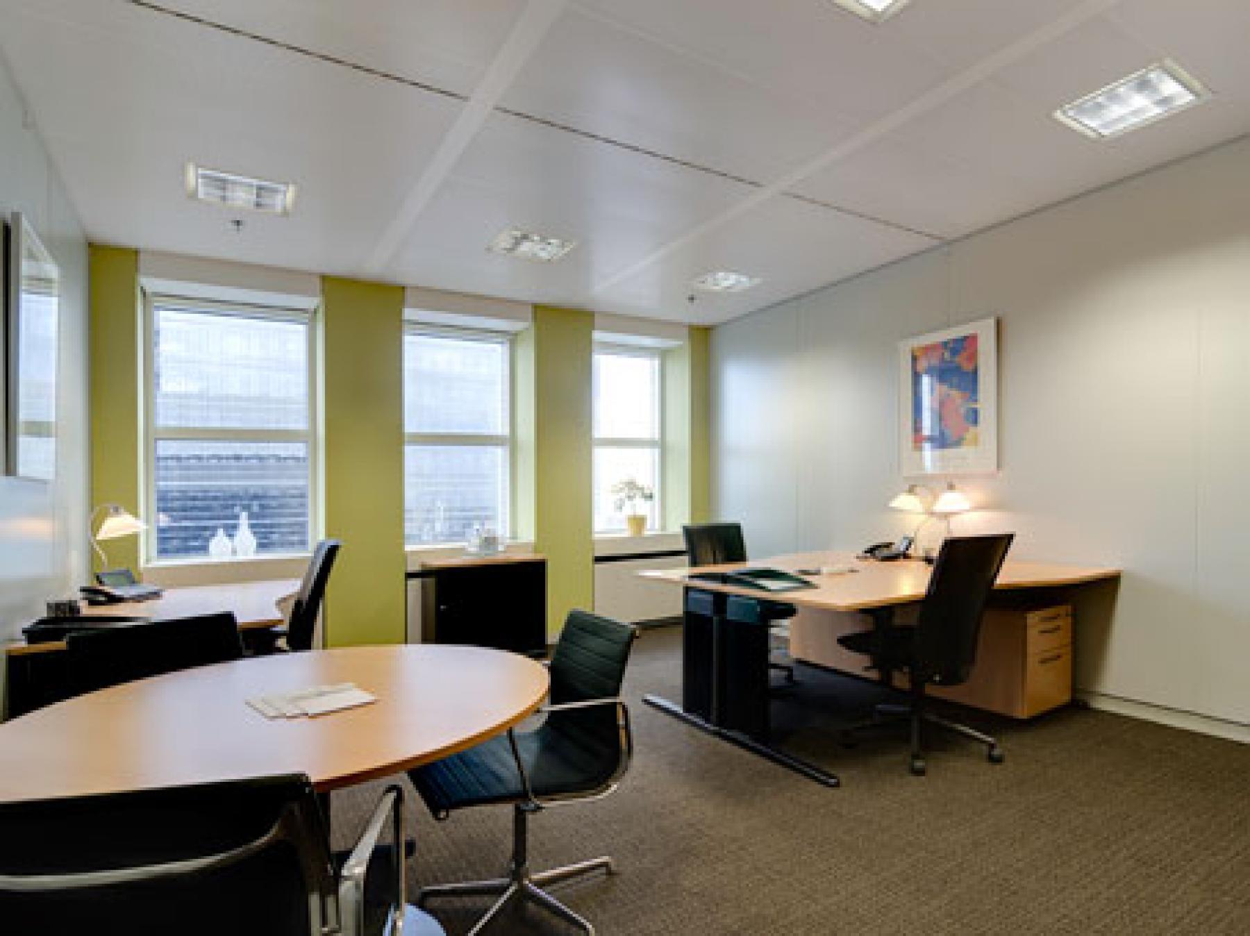 Große Bürofläche mieten in Frankfurt