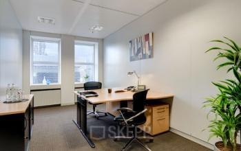 Erstklassiges Büro mieten in dem Bürogebäude in Frankfurt-Westend