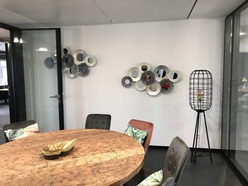 Rent office space Hamburger Allee 2-4, Frankfurt (2)