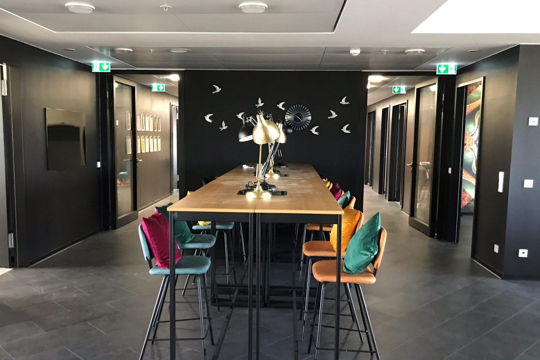 Büro mieten Hamburger Allee 2-4, Frankfurt (3)