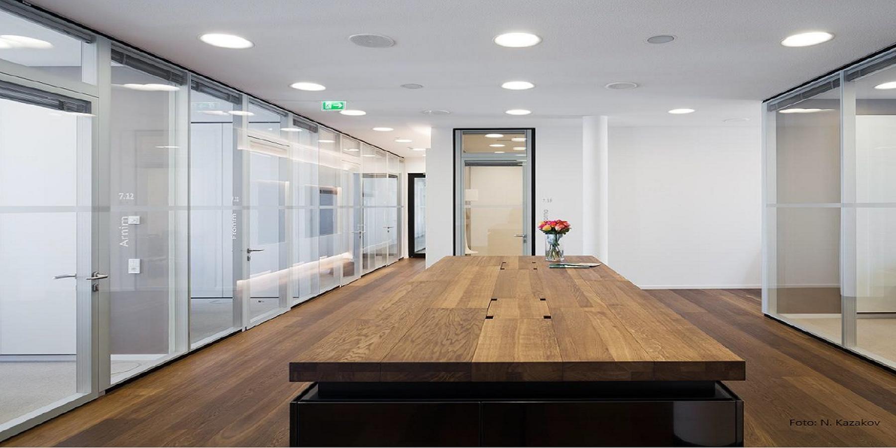Büro mieten Bockenheimer Landstraße 47, Frankfurt (1)
