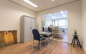 Modern and light office spaces for rent in Haarlem