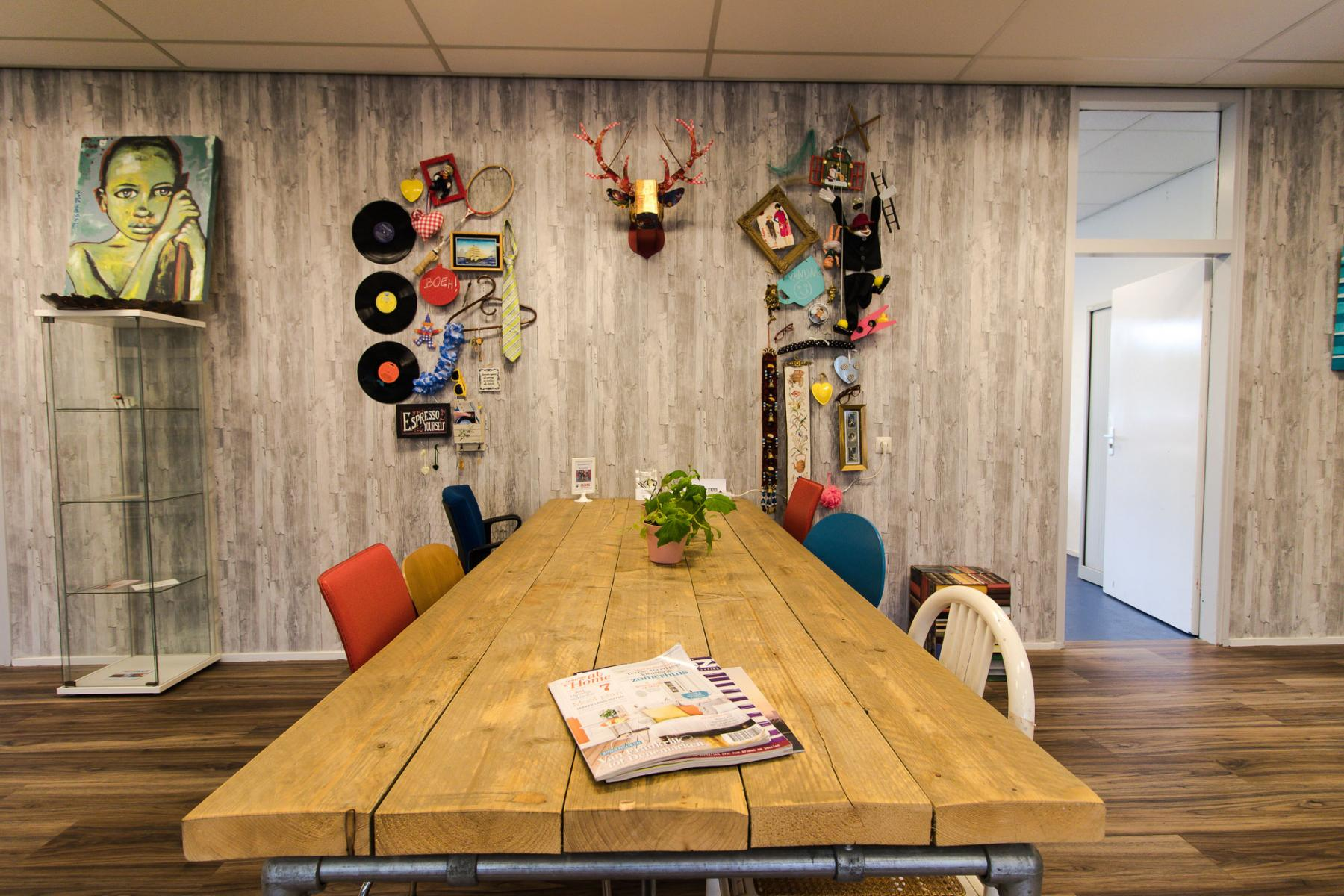 Office spaces and flexdesks for rent in Haarlem