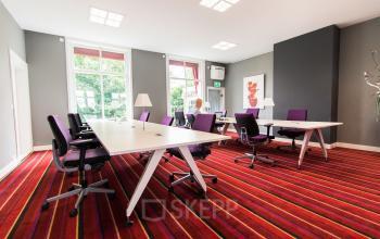 Several flexdesks for rent in Haarlem