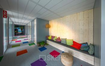 loungeruimte kantoorpand sociaalhart bank SKEPP
