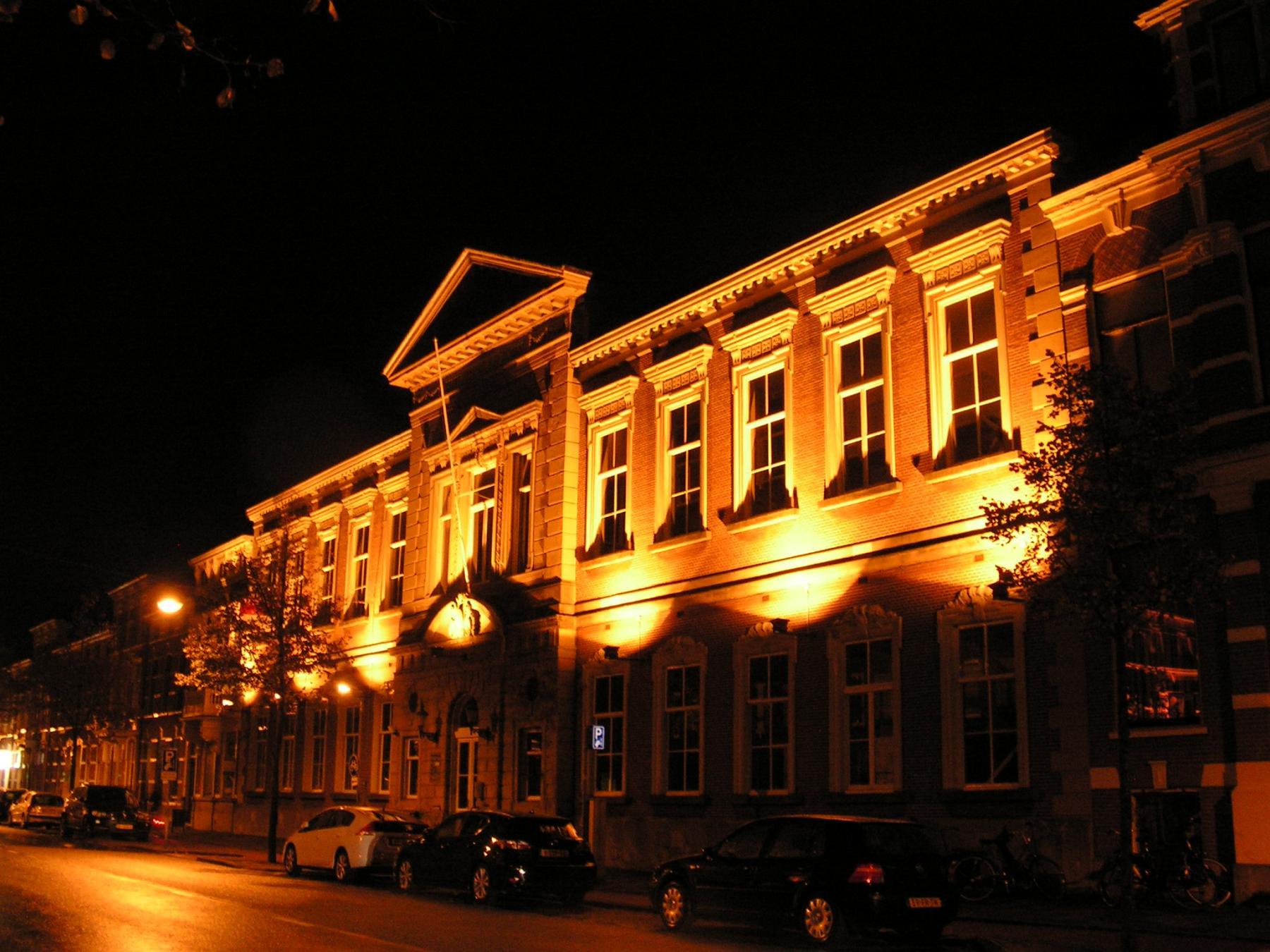 Gevelverlichting Cobraspen Wilhelminastraat 43a