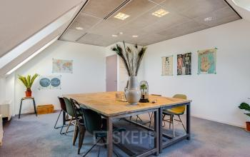 creative office room for rent in haarlem city center