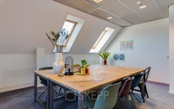 creative office room for rent in city center haarlem