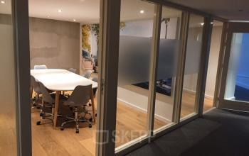meeting room in Haarlem for six people nice furnished