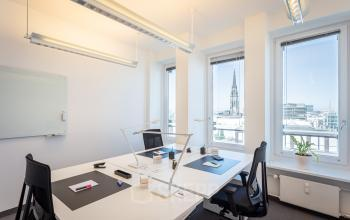 Hochmoderne Büros zur Miete in Hamburg Altstadt