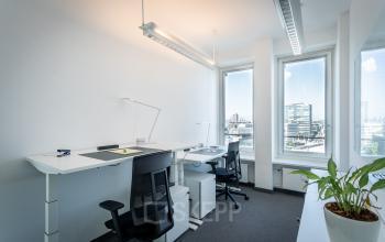 Arbeitsplätze im Bürogebäude Hamburg Brandstwiete
