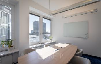 Platz für Meetings im modernen Business Center Hamburg Altstadt