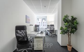 Helle private Büroräume im Business Center in Hamburg Altstadt