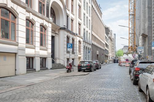 Altsadtlocation in Hamburg - Büros zur Miete