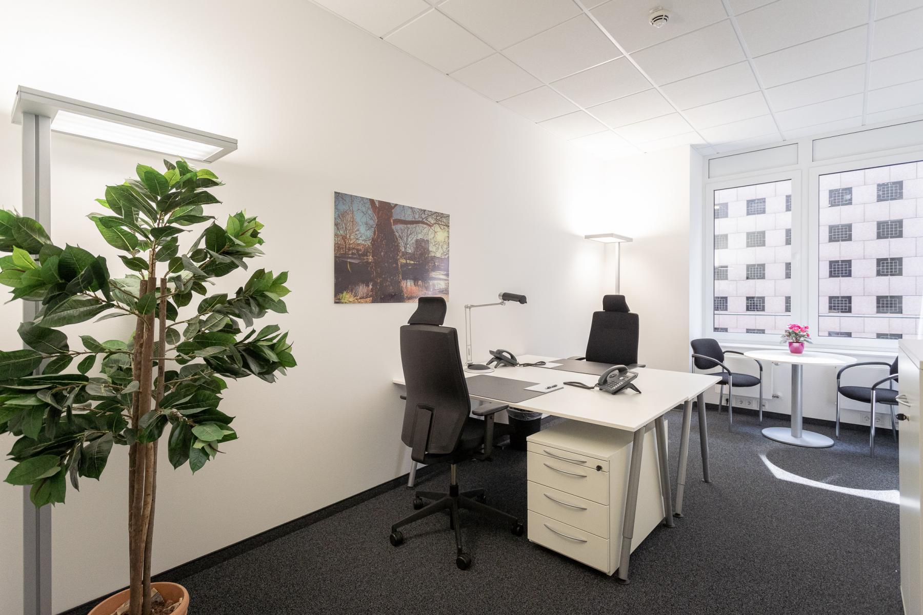 Finde dein neues berufliches Zuhause in Mietbüros in Hamburg