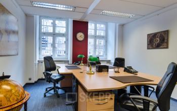 Repräsentatives Büro zur Miete in der Immobilie an der Fischertwiete in Hamburg