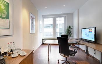 Modernes Büro mieten in der Altstadt von Hamburg