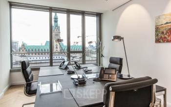 Rent an office at Ballindamm in Hamburg
