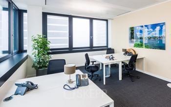 Modernes Büro mieten an der Hamburger Straße in Barmbek