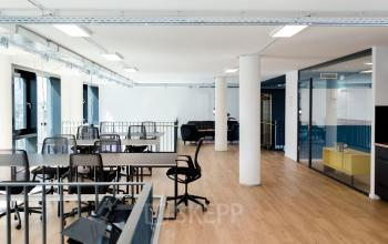 Impressive office space for rent in Hamburg