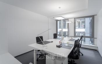 Freundliche Privatbüros in der Büroimmobilie in Hamburg Neustadt