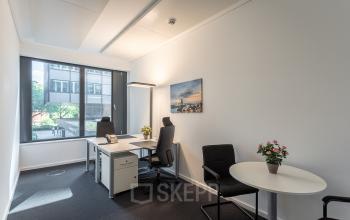 Privates Büro zur Miete im modernen Business Center im Herzen Hamburgs