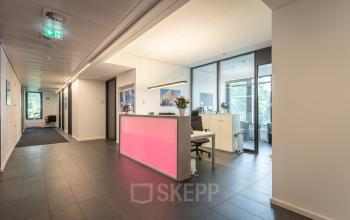 Offener Empfang Business Center Hamburg Neustadt