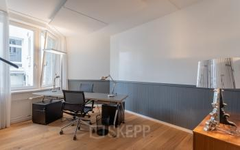 Privatbüro im Business Center in der Hafencity