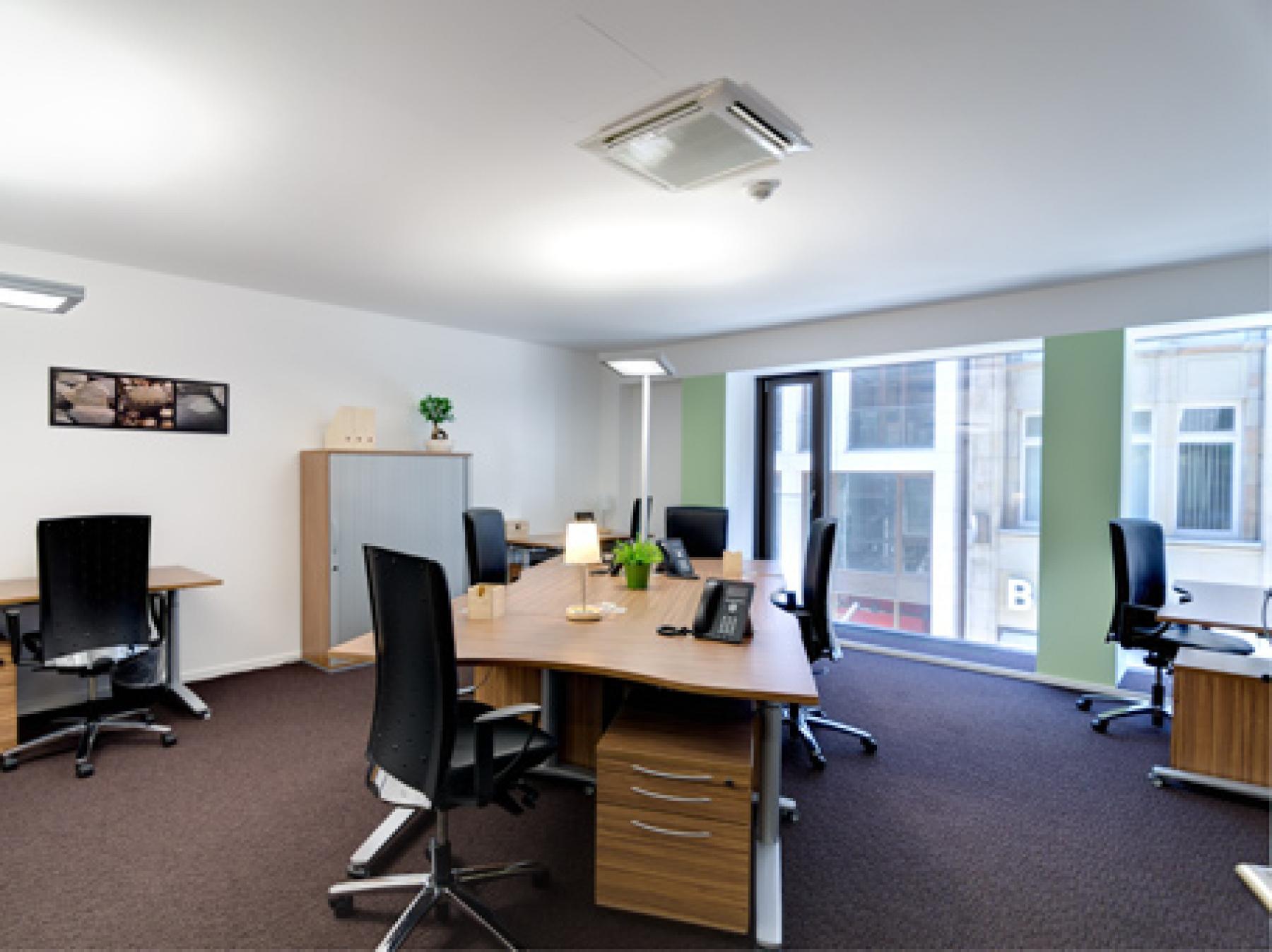 Modernes Büro mieten in der Hamburger Neustadt, Neuer Wall