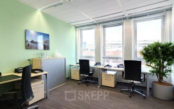 Hellen Büroraum mieten an der Stadthausbrücke in Hamburg