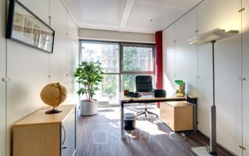 Modernes Büro mieten im Business Center in Hamburg-Neustadt