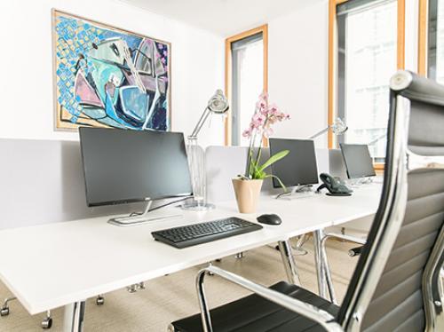 Fantastisches Büro mieten in Hamburg, Gorch-Fock-Wall