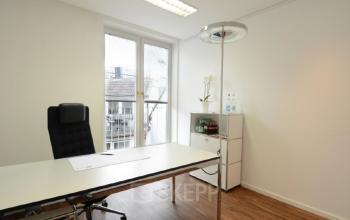 Helles Büro mieten in Hamburg, Colonnaden, Neustadt