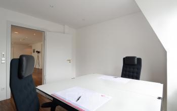 Modernes Büro mieten in Hamburg