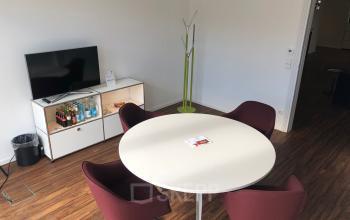 Beeindruckender Meetingraum im Bürogebäude in Hamburg, Neustadt