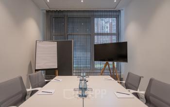Konferenzraum im Business Center Hamburg Baumwall