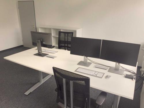 Modernes Büro mieten in Hannover Mitte