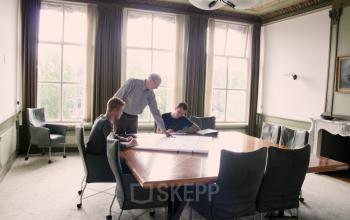 Vergaderen kantoorgebouw Noorderhaven huren Harlingen