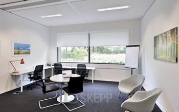 ingericht gericht kantoor herentals witte ruimte