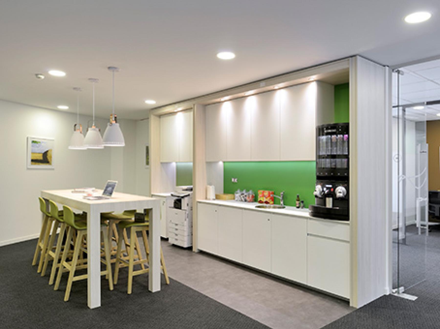 kantoor te huur herentals keuken