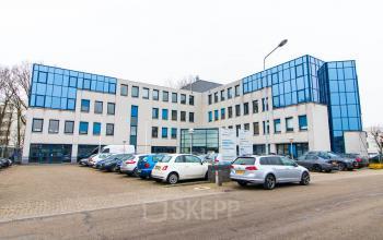 Outside office building Hilversum