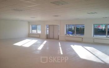 Empty office space in Houten