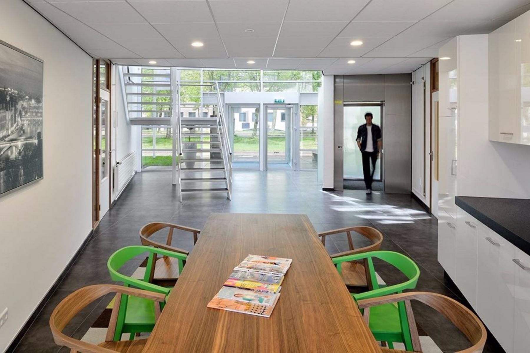 Working places for rent at the Molen