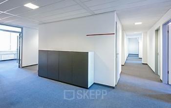 Angenehmes Lich im Bürogebäude an der Frankfurter Straße in Köln
