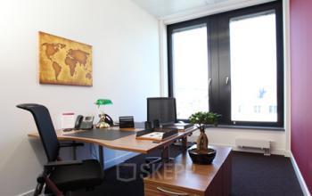 Helles Büro in Köln-Südstadt mieten
