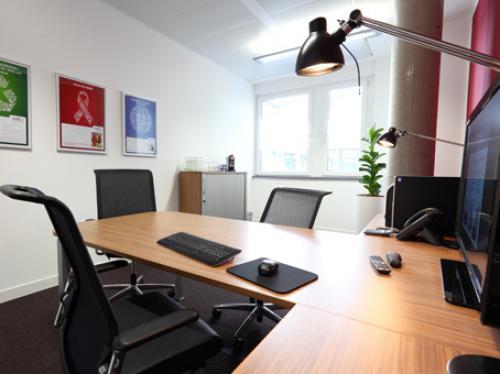 Erstklassiges Büro mieten in Köln