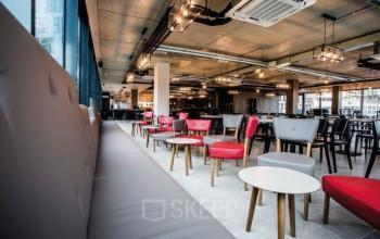 canteen in de office building wielicka krakow