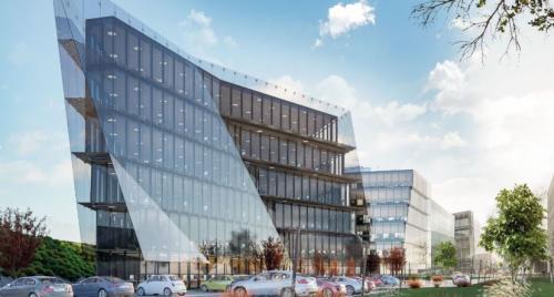 Office building d wielicka krakow